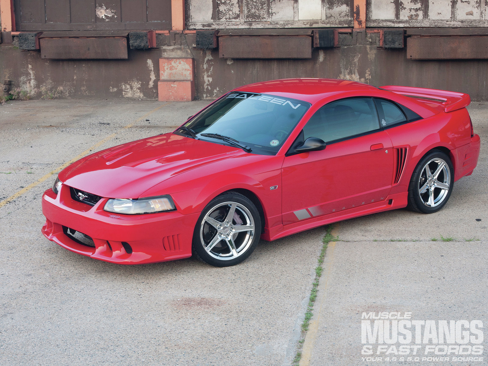 3dtuning of mustang saleen s281 coupe 2000. Black Bedroom Furniture Sets. Home Design Ideas