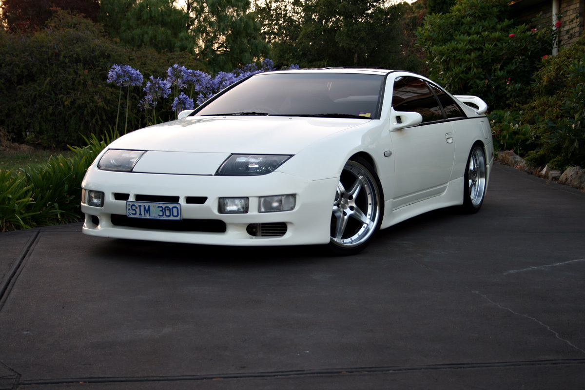 Nissan 300ZX Coupe 1990