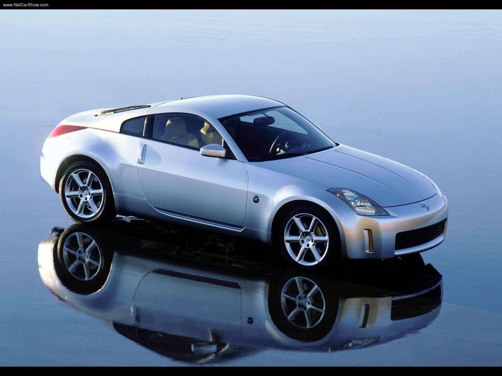 My perfect Nissan 350Z (Z33). 3DTuning - probably the best car ...