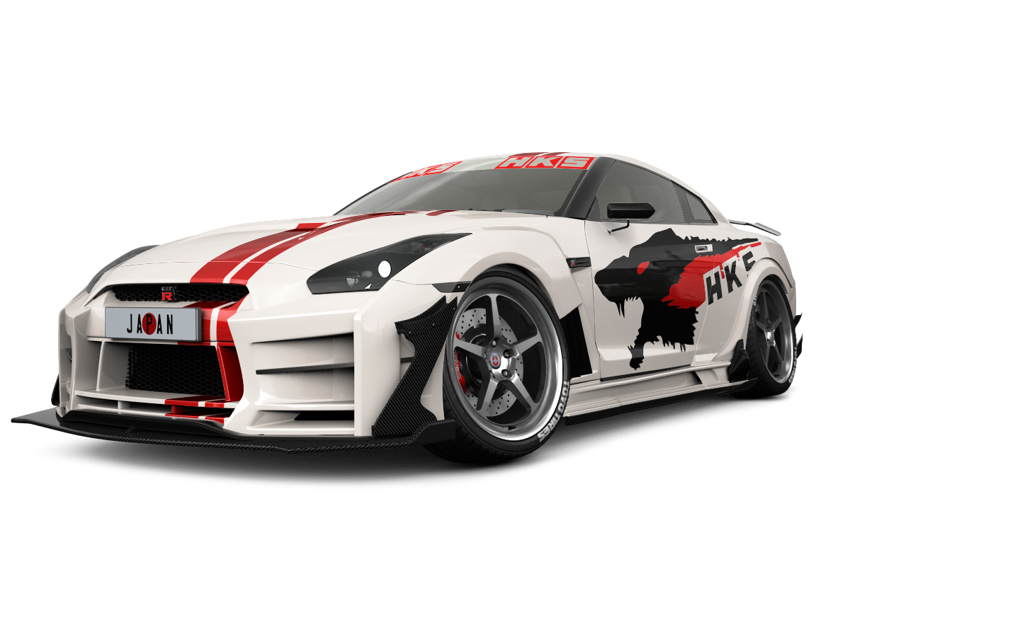 Nissan GT-R 2 Door Coupe 2010
