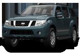 Nissan Pathfinder SUV 2010