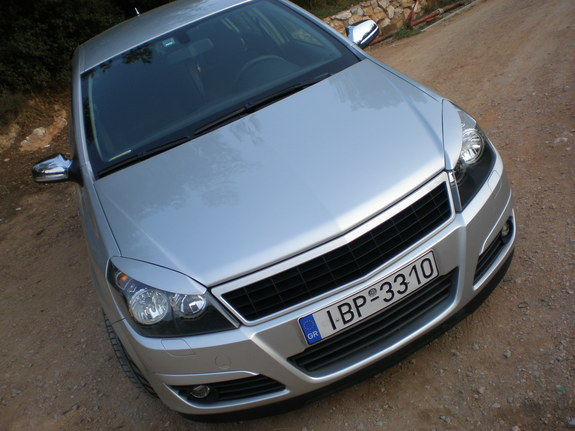 Opel Astra 3 Door Hatchback 2007
