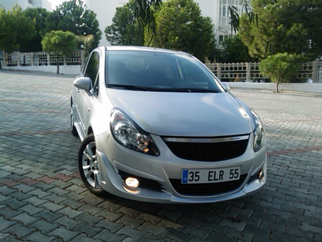 opel corsa d facelift 5 door hatchback 2010. Black Bedroom Furniture Sets. Home Design Ideas