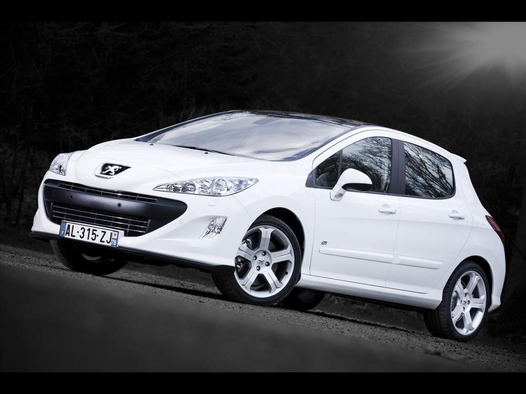 Peugeot 308 5 Door Hatchback 2012