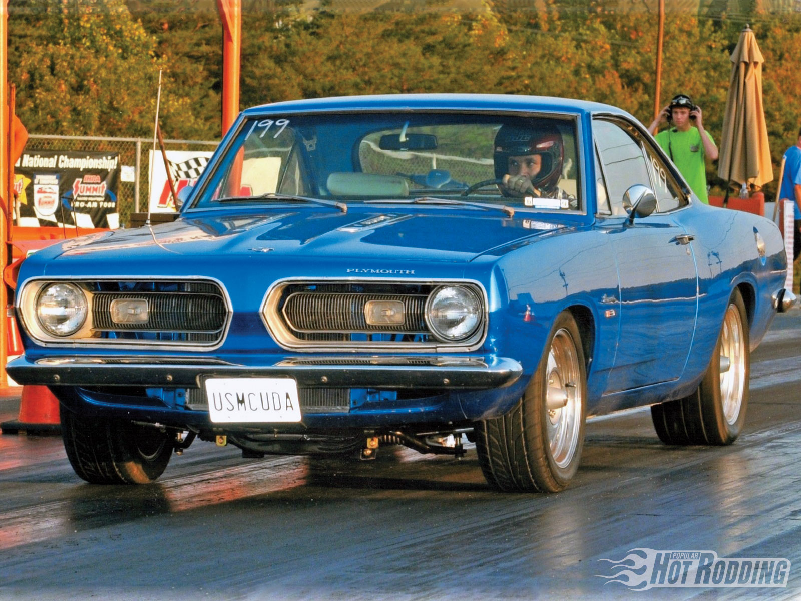 Plymouth Barracuda Coupe 1968
