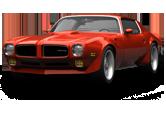 Pontiac Trans Am Coupe 1973