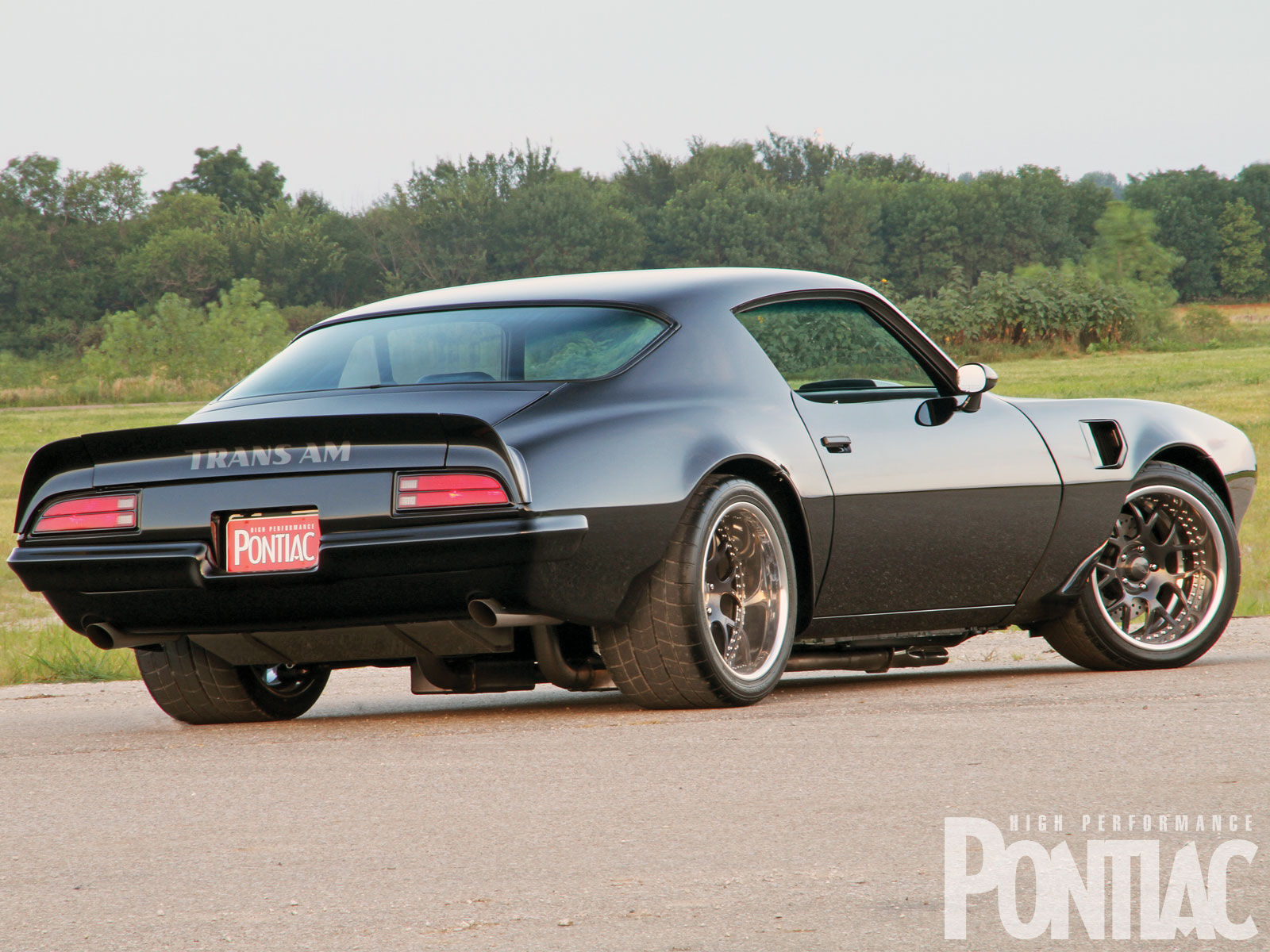 My Perfect Pontiac Trans Am 3dtuning Probably The Best