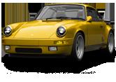Porsche 911 RUF CTR Coupe 1987