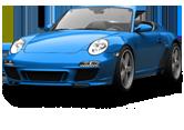 Porsche 911 Speedster Convertible 2011