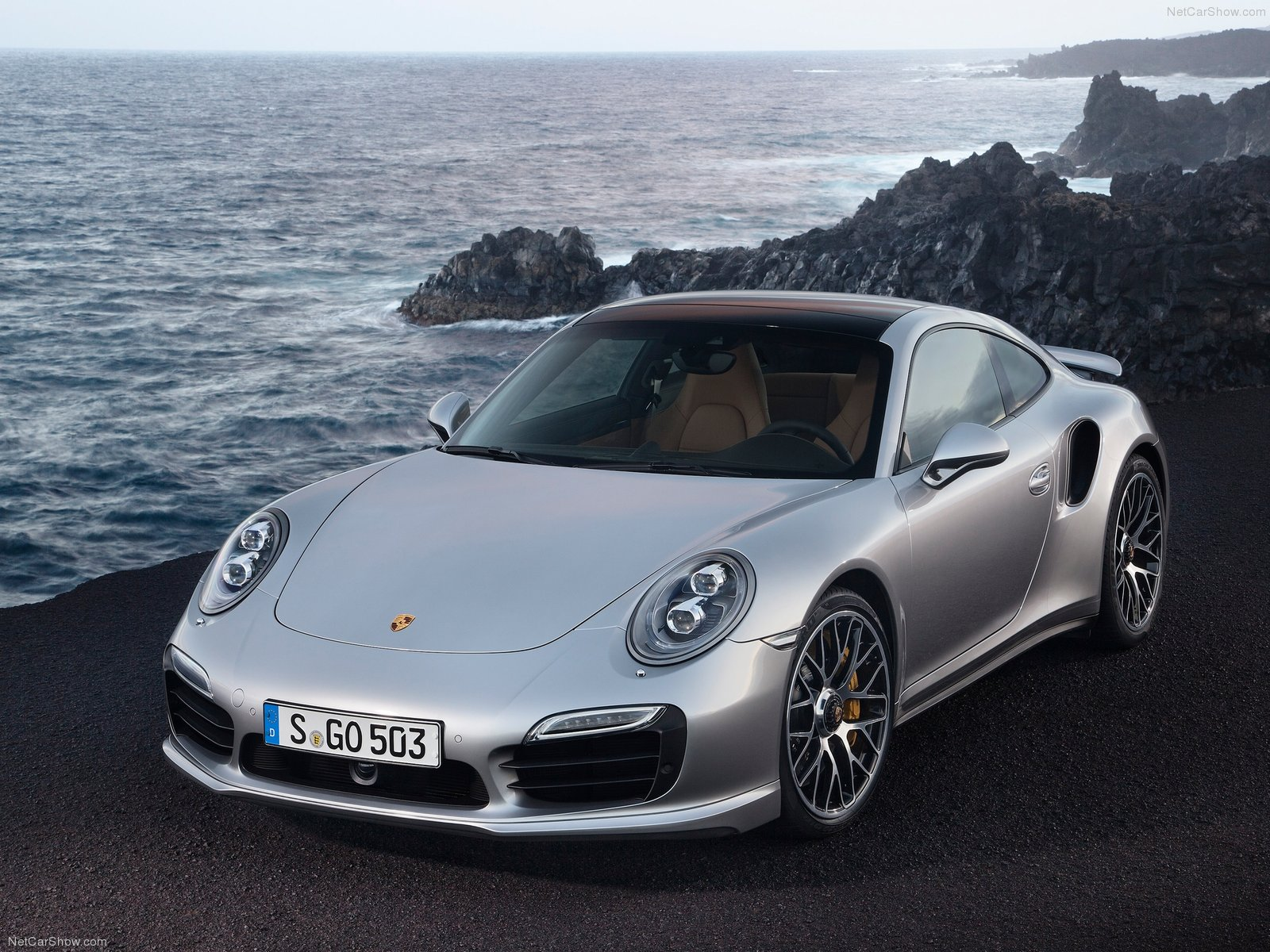 Porsche 911 Turbo S Coupe 2014