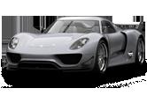 Porsche 918 RSR Coupe 2012