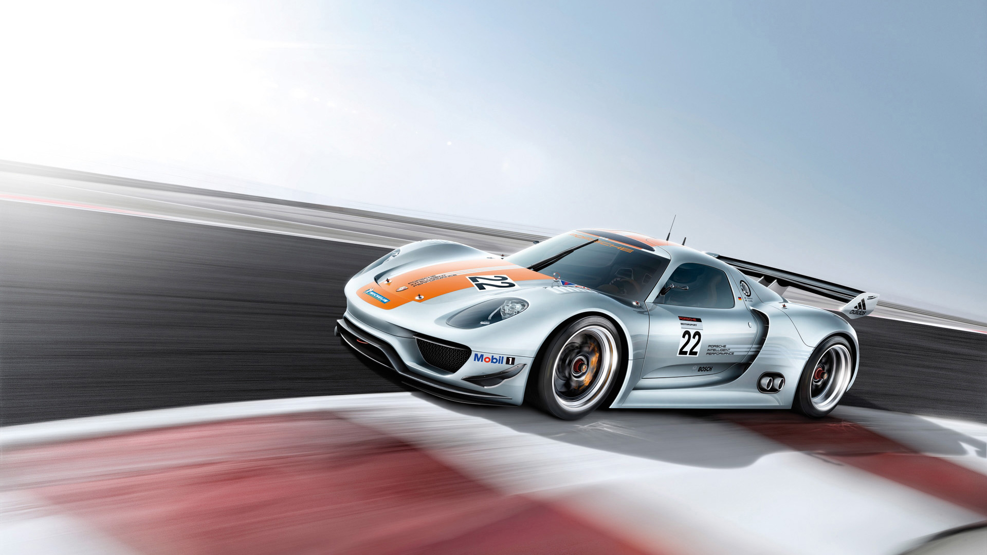 3dtuning Of Porsche 918 Rsr Coupe 2012 3dtuning Com Unique On Line Car Configurator For More