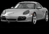 Porsche Cayman S Coupe 2008