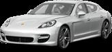 Porsche Panamera 4 door fastback saloon 2012