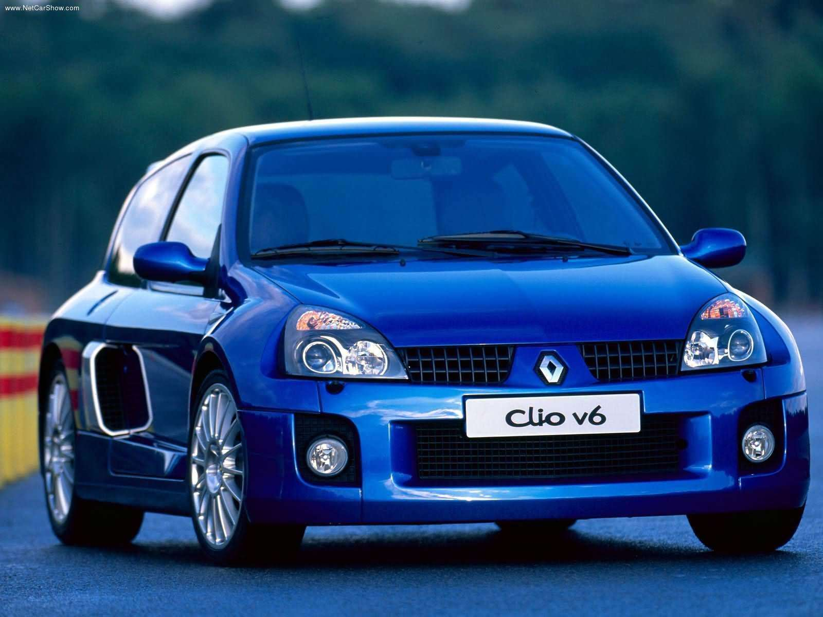 my perfect renault sport clio v6 3dtuning probably the best car configurator. Black Bedroom Furniture Sets. Home Design Ideas