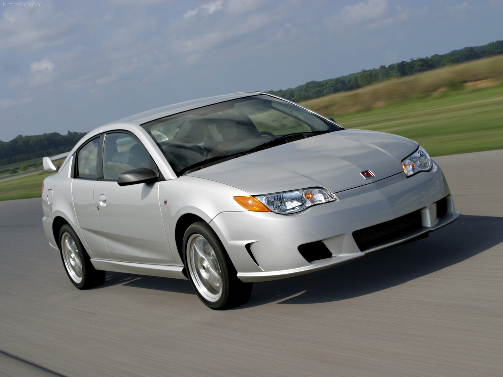Saturn Ion 4 Door Coupe 2006