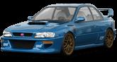 Subaru Impreza WRX STI 22B Coupe 1999