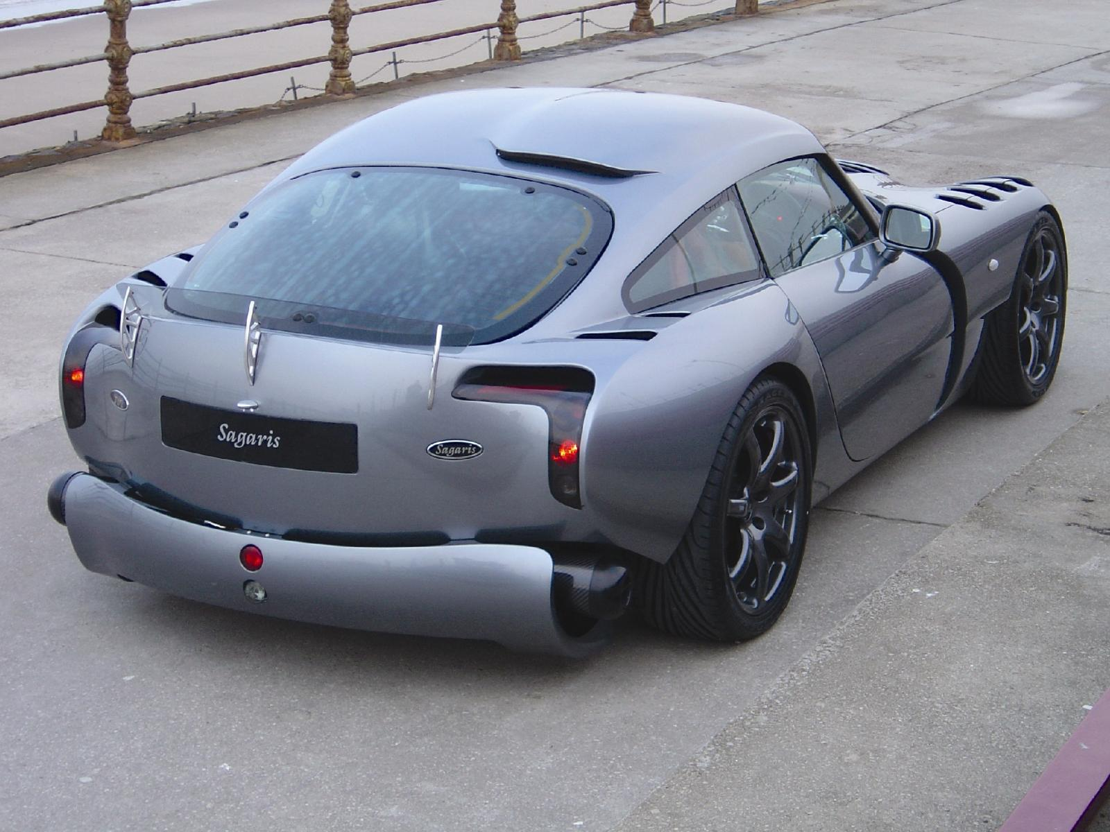 TVR Sagaris Coupe 2006