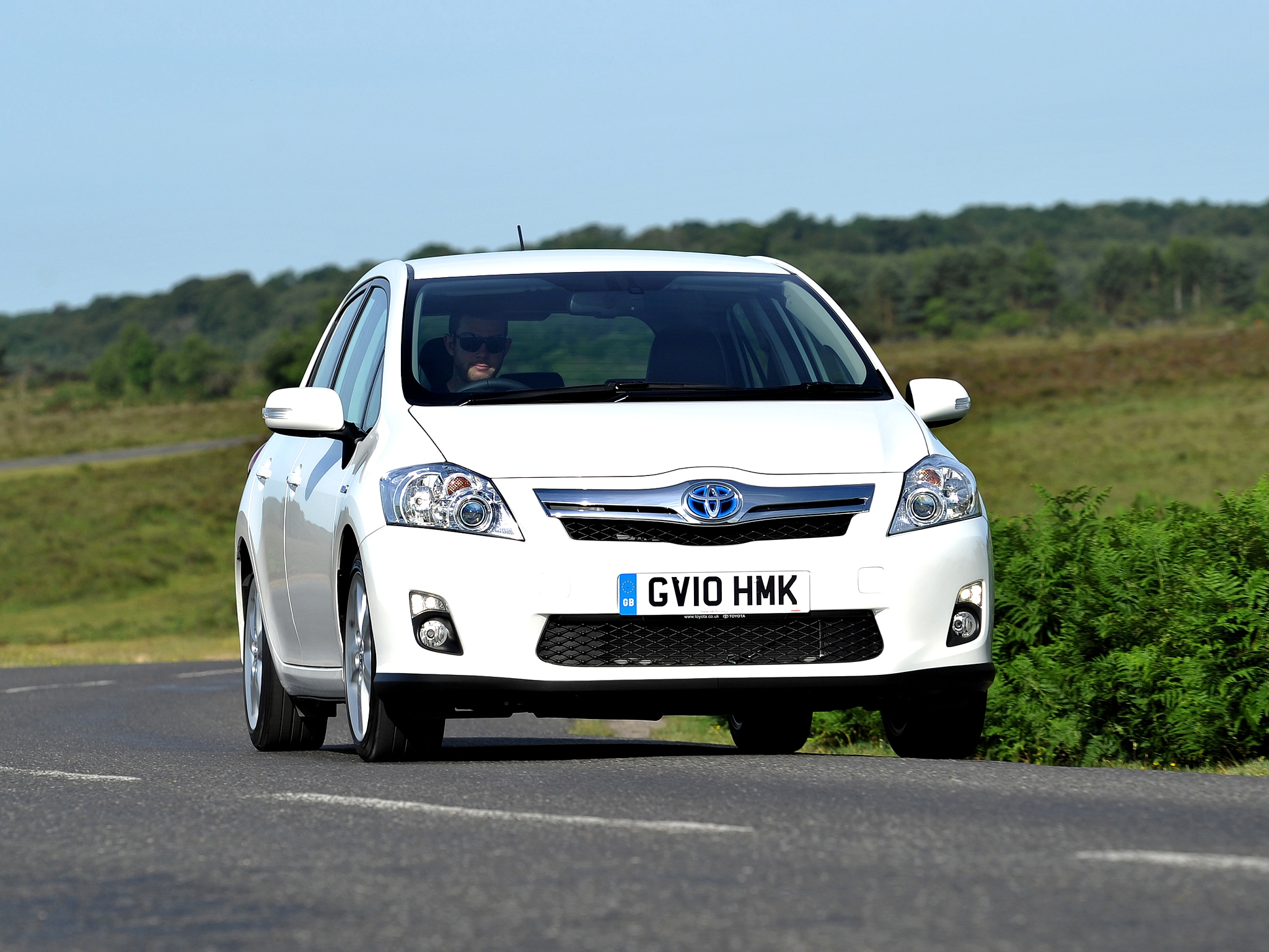 Toyota Auris 5 Door Hatchback 2011