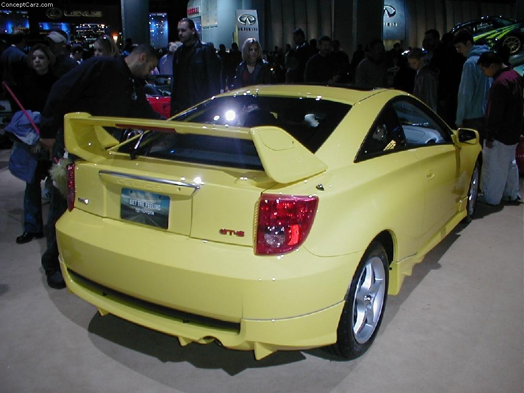 Toyota Celica SS-I Coupe 2003