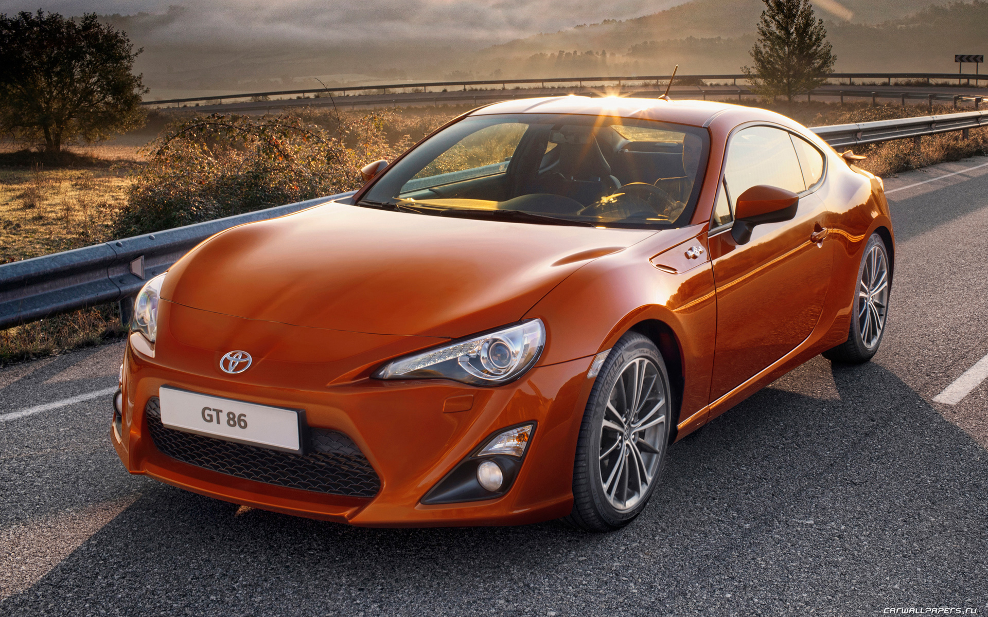 Toyota GT86 Coupe 2013