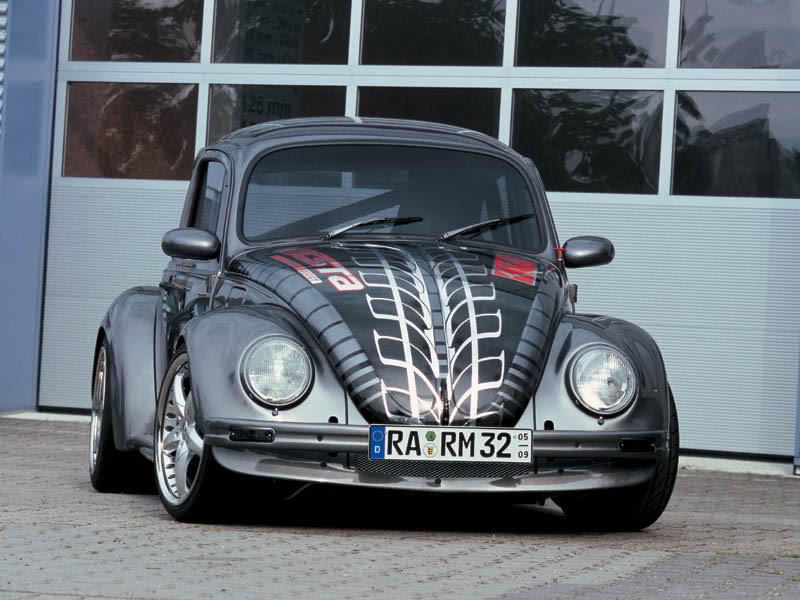 Volkswagen Beetle sedan 1980