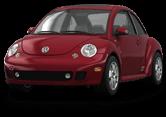 Volkswagen Beetle Turbo Hatchback 2004