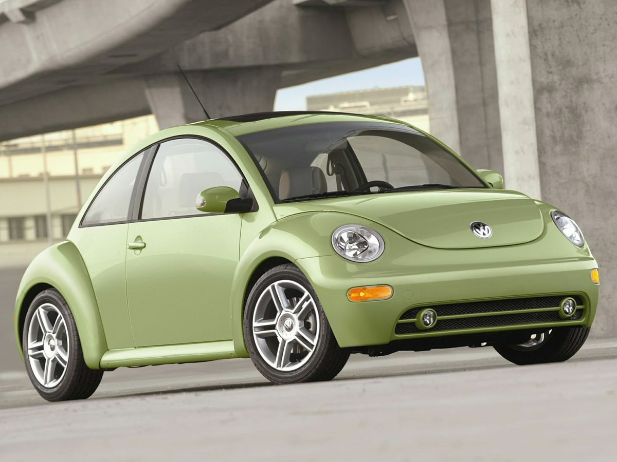 Volkswagen Beetle Turbo Hatchback 2004