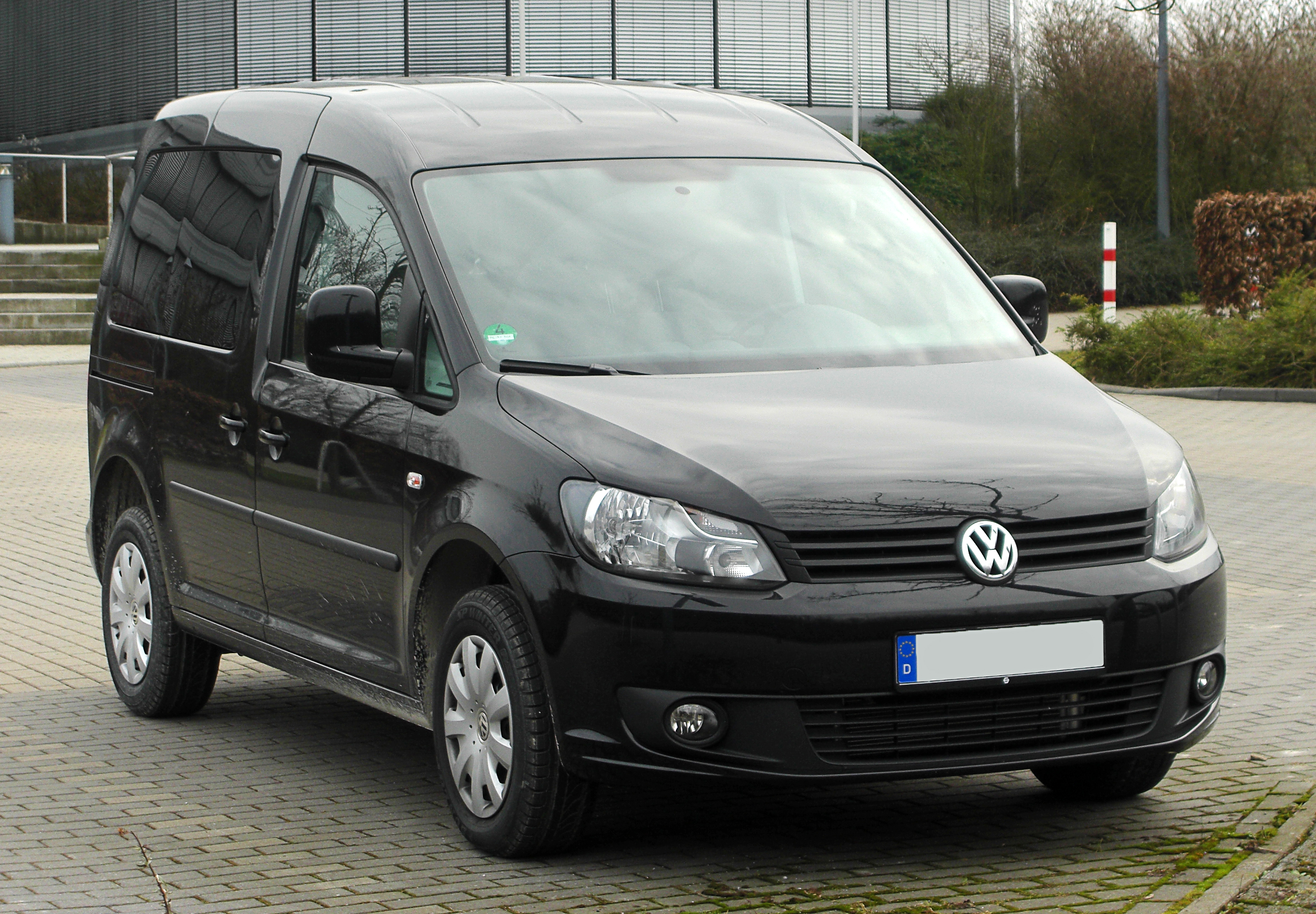 my perfect volkswagen caddy facelift 3dtuning