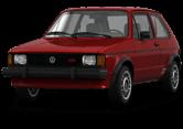 Volkswagen Rabbit GTI Mk1 3 Door Hatchback 1984