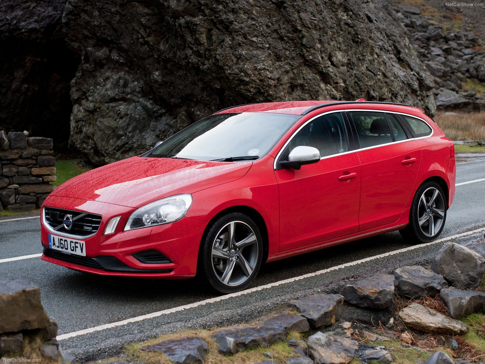 3dtuning Of Volvo V60 Wagon 2010 3dtuning Com Unique On