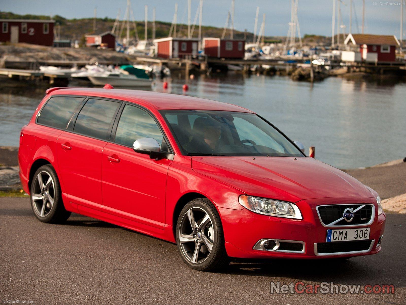 Used Volvo V70 R For Sale - CarGurus   2011 Volvo V70 Wagon