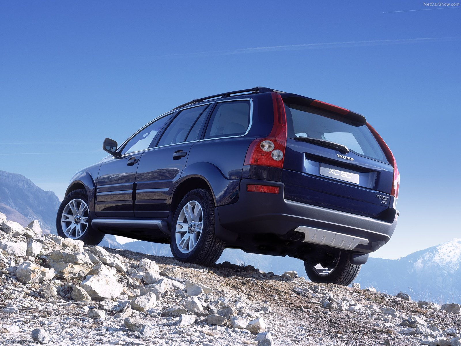 My Perfect Volvo Xc90 3dtuning Probably The Best Car