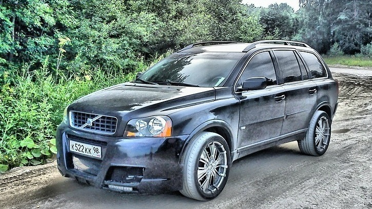 3DTuning of Volvo XC90 SUV 2003 3DTuning.com - unique on-line car configurator for more than 600 ...
