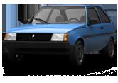 ZAZ 1102 Tavria 3 Door Hatchback 1990
