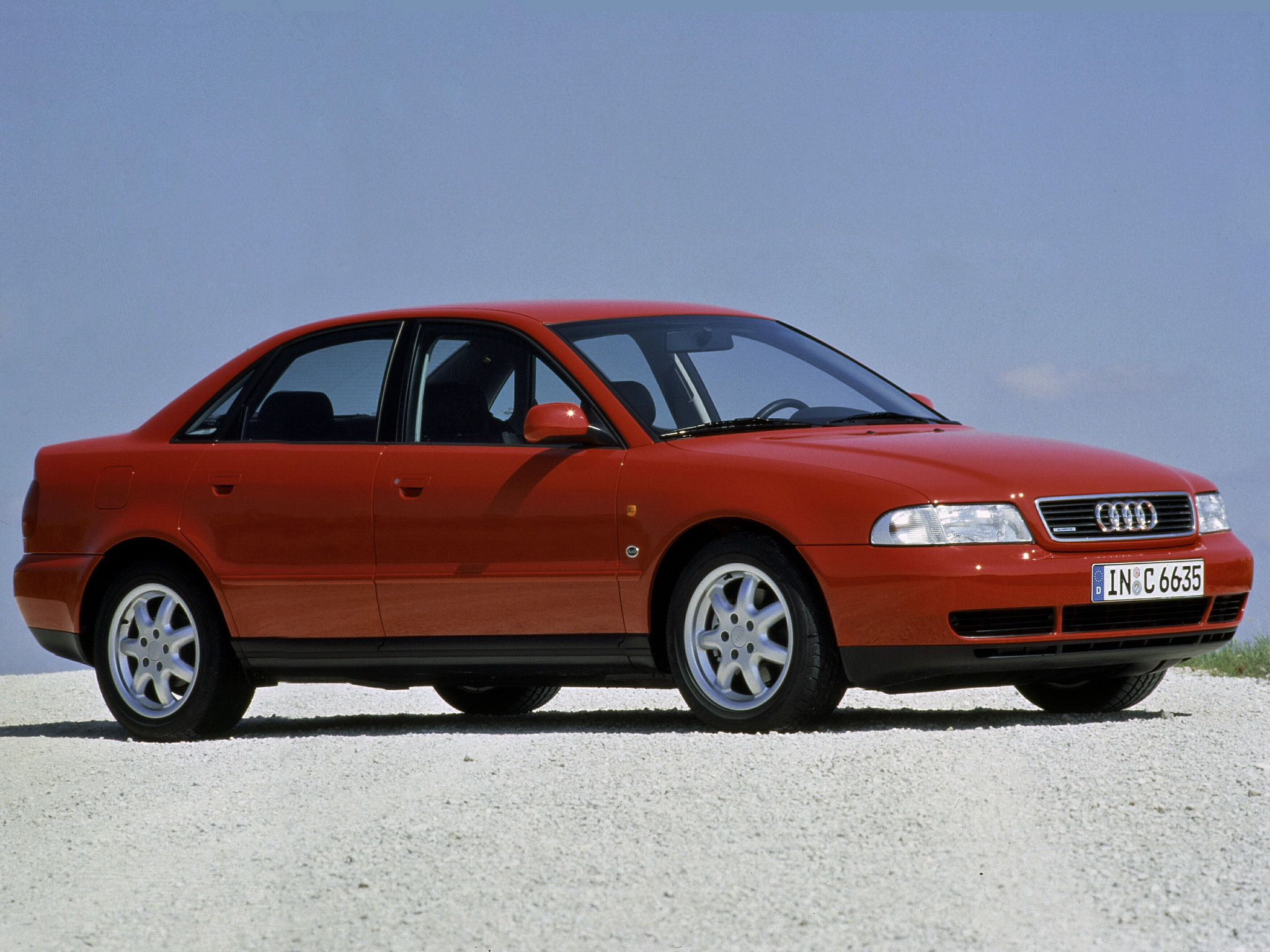 Super My perfect Audi A4. 3DTuning - probably the best car configurator! MJ86