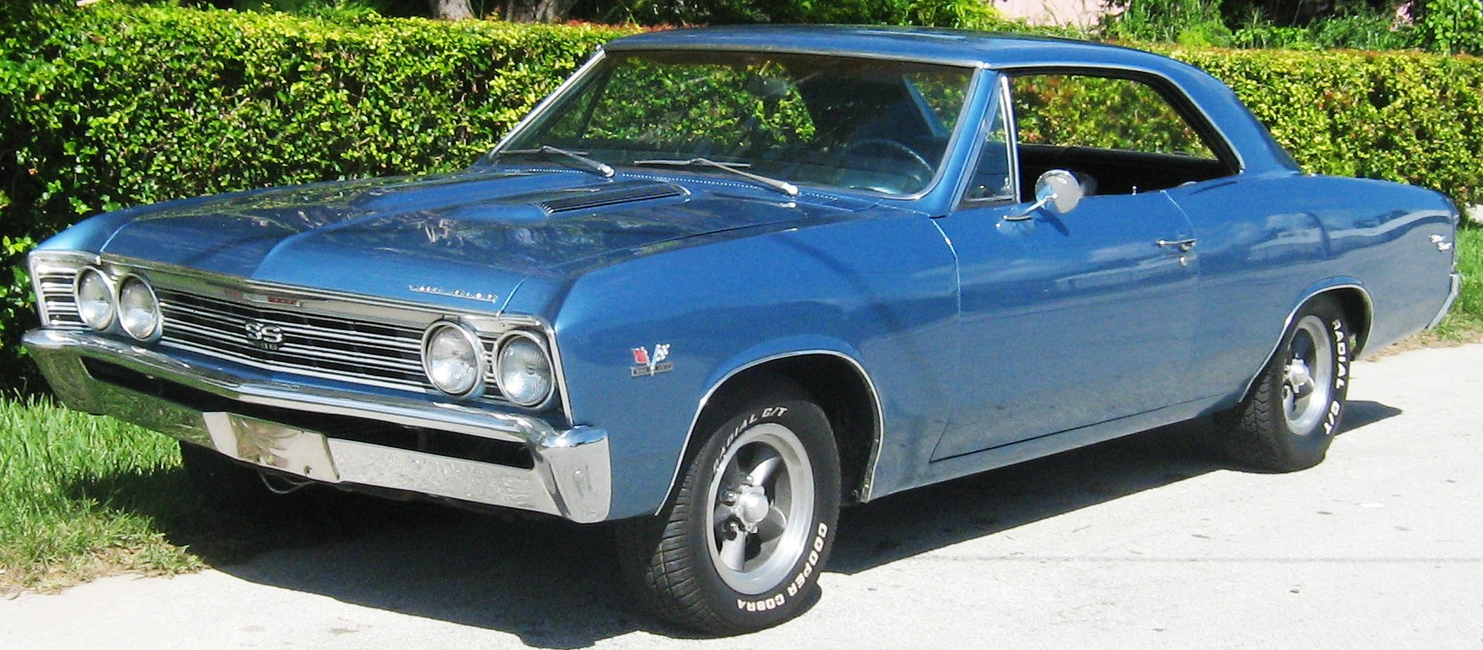 My Perfect Chevrolet Chevelle Ss 396 3dtuning Probably The Best 67 Fuse Box Coupe 1967