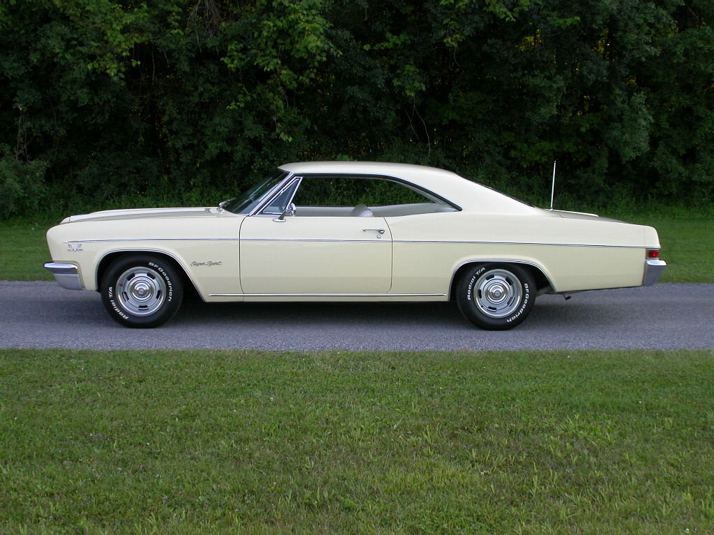 My Perfect Chevrolet Impala Sport Coupe 3dtuning Probably The 1951 Super 1966