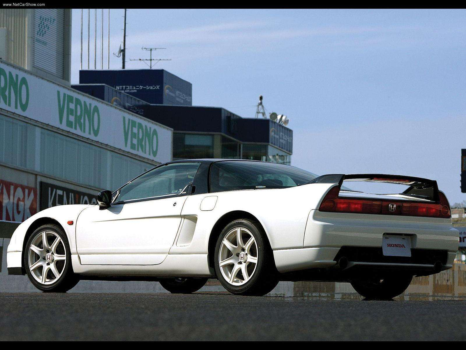 My perfect Honda NSX-R. 3DTuning - probably the best car ...
