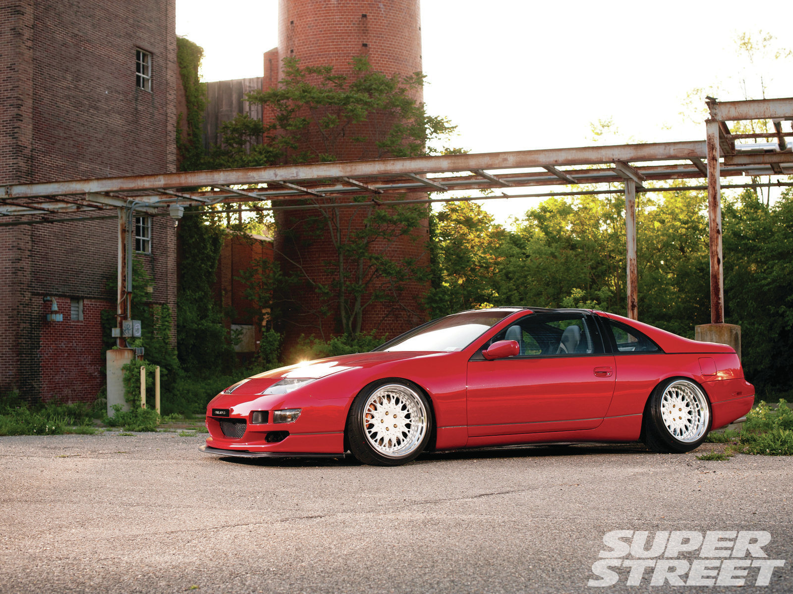 Nissan 300zx 1990 T Top